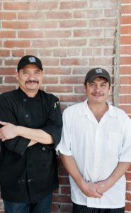 Elmer Escobedo Soto: (L) Kitchen Manager