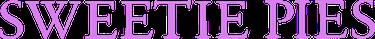 Sweetie Pies Logo
