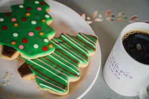 Sweetie Pies Bakery Christmas Tree Cookies
