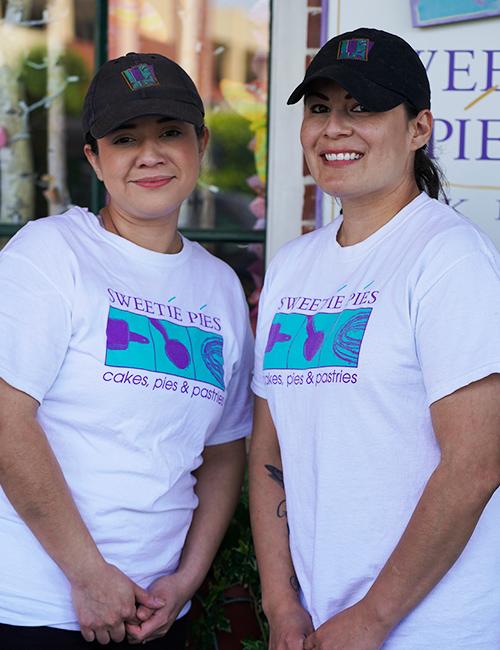 Sweetie pies team members